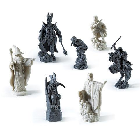 Šachová sada - Pán prsteňov: Bitka o Stredozem-2