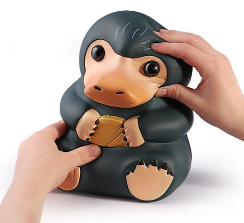 Antistresová hračka Hrabák (Niffler) - Fantastické zvery-3
