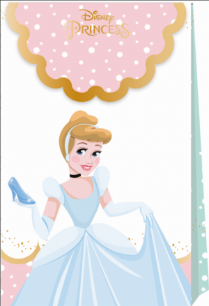 Darčekové tašky - Disney Princezné