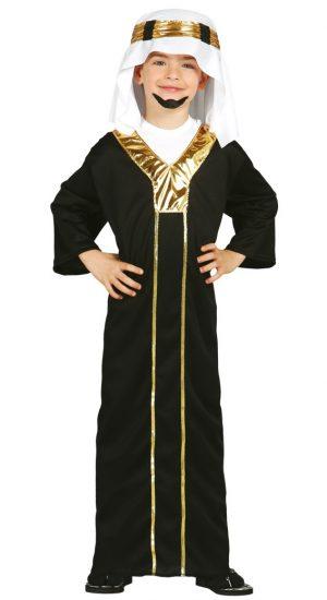 Detský kostým Šejka Veľkosť - deti: XL