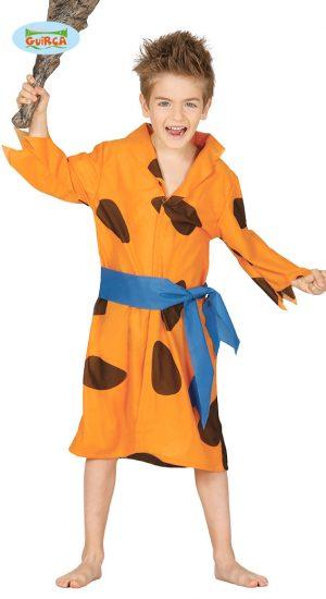 Detský kostým - Fred Flintston Veľkosť - deti: XL