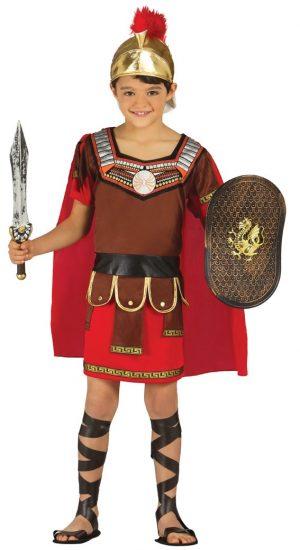 Detský kostým - Rímsky centurion Veľkosť - deti: S