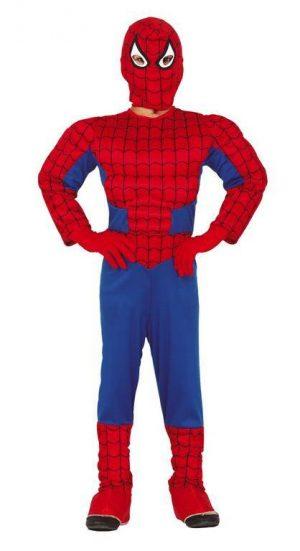 Detský kostým - Spiderman Veľkosť - deti: M