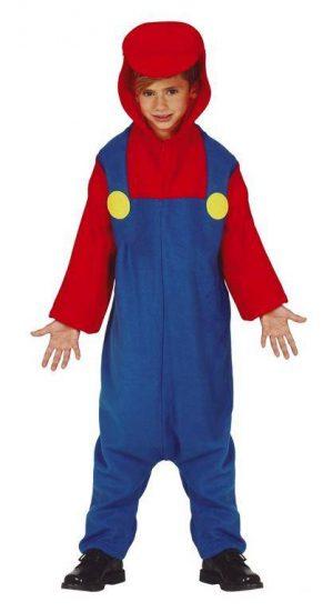 Detský kostým - Super Mario Veľkosť - deti: XL