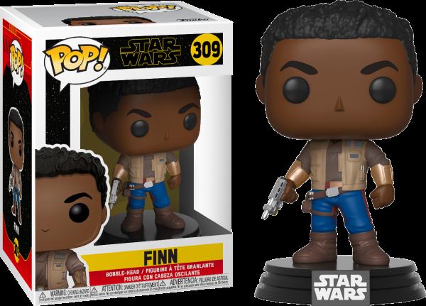 Figúrka Funko POP Star Wars Rise of Skywalker - Finn-2
