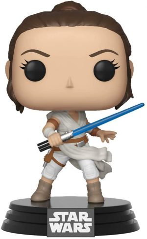 Figúrka Funko POP Star Wars Rise of Skywalker - Rey