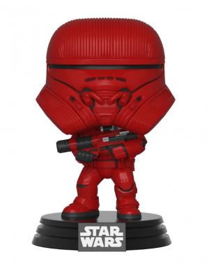 Figúrka Funko POP Star Wars Rise of Skywalker-Sith Jet Trooper