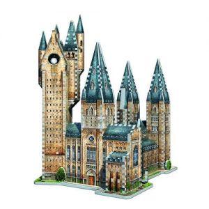 Harry Potter 3D Puzzle Rokfort - Astronomická veža