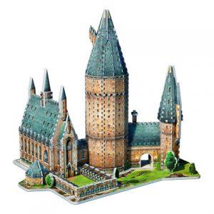 Harry Potter 3D Puzzle - Veľká sieň