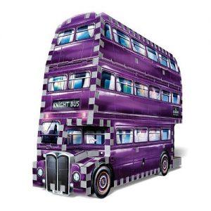 Harry Potter 3D Puzzle - Záchranný autobus