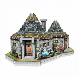 Harry Potter 3D puzzle - Hagridov dom