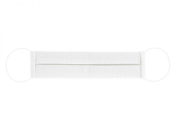 Jednorázové rúško biele-3