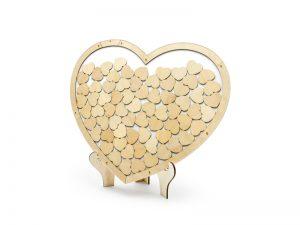 Kniha hostí - Drevené Srdce
