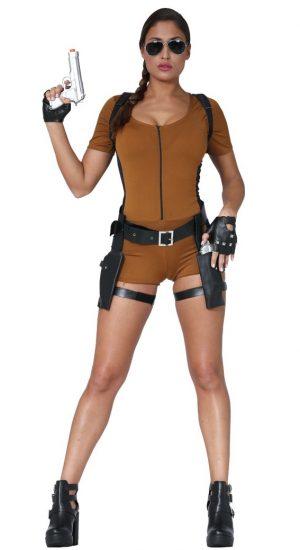 Kostým Lara Croft Veľkosť - dospelý: M