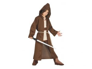 Kostým Star Wars Jedi Veľkosť - deti: M