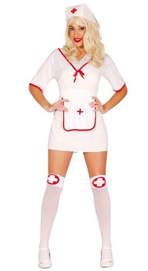 Kostým Zdravotnej Sestričky Veľkosť - dospelý: L