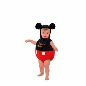 Kostým pre najmenších - Mickey Mouse Veľkosť.: 12 - 18 mesiacov