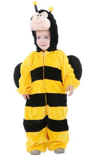 Kostým včielka Veľkosť.: 6 - 12 mesiacov