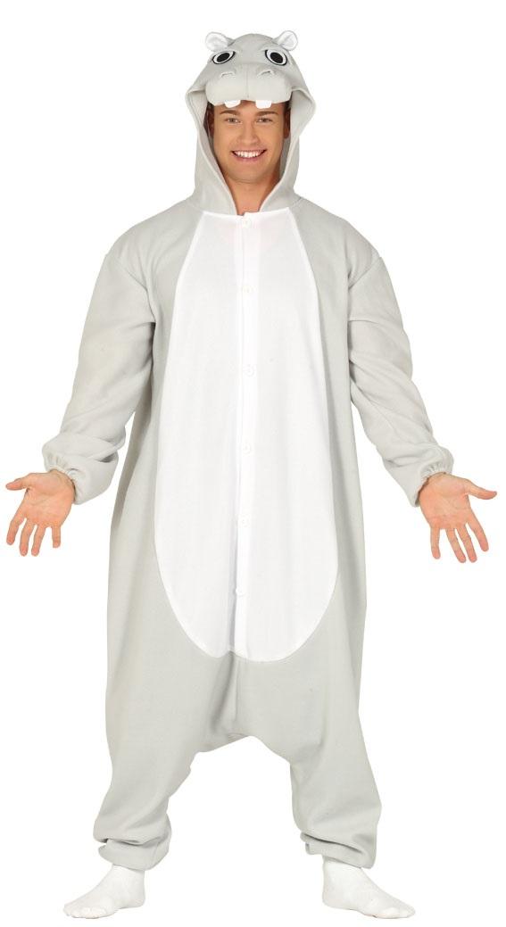 Pánsky kostým Hroch Veľkosť - dospelý: L