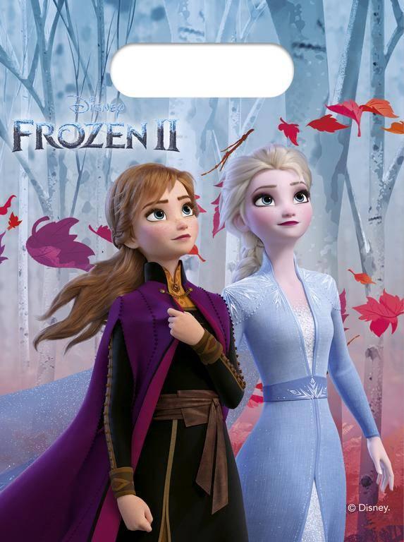 Párty tašky - Frozen 2 (6 ks)