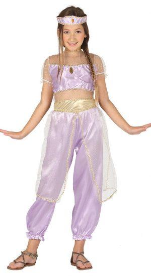 Púštna Princezná - detský kostým Veľkosť - deti: XL