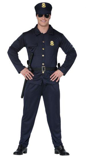 Policajt Veľkosť - dospelý: XL