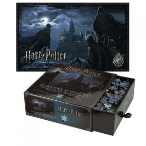 Puzzle - Dementori na Rokforte