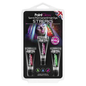 Set UV gély na vlasy 13 ml - RPG