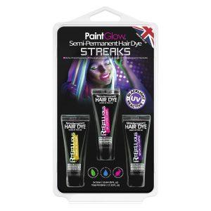 Set UV gély na vlasy 13 ml - YPP