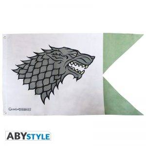 Vlajka Game of Thrones - Stark
