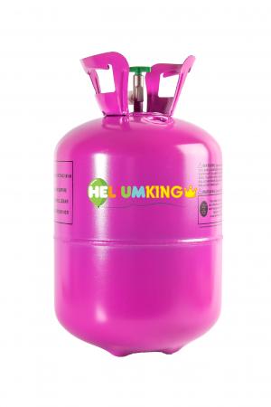 Hélium na 20 balónikov Balloon Time Helium na 20 balónov: + 20 pastelových balónov