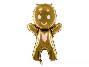 Fóliový balón Gingerbread Man 58 x 86 cm