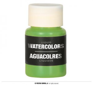 Farba na báze vody 28 ml - rôzne farby Farba: oranžová-6