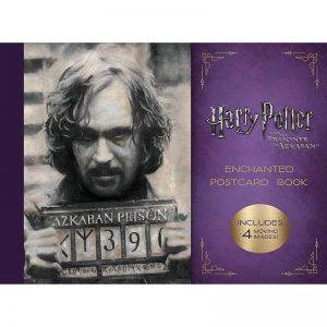Kniha pohľadníc Harry Potter a väzeň z Azkabanu