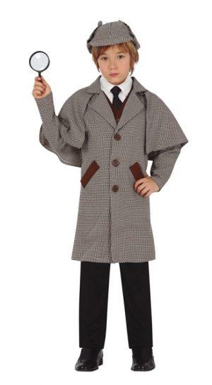 Detský kostým - Sherlock Homes Veľkosť - deti: L