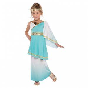 Detský kostým - Bohyňa Venuše