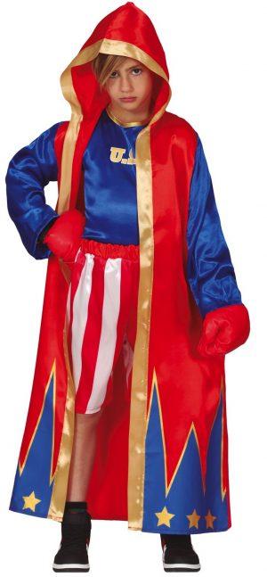 Detský kostým - Boxer Veľkosť - deti: XL