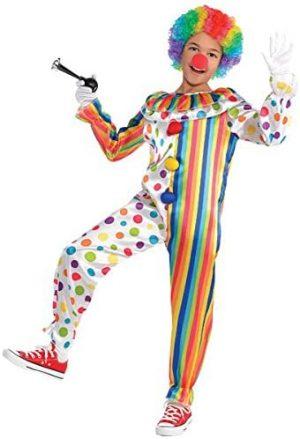 Detský kostým - Farebný klaun