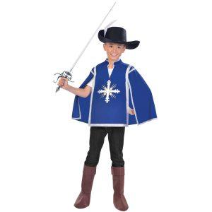 Detský kostým - Kráľovský mušketier