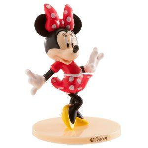 Dekora Figúrka na tortu - Minnie Mouse 9 cm