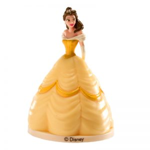 Dekora Figúrka na tortu - Princezná Bella 8