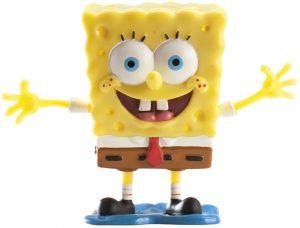 Dekora Figúrka na tortu - Spongebob 8 cm