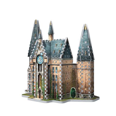 Distrineo Rokfortská hodinová veža Harry Potter - 3D puzzle-2