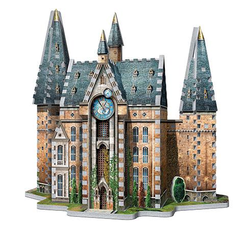 Distrineo Rokfortská hodinová veža Harry Potter - 3D puzzle