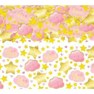 Konfety - Oh baby ! ružové