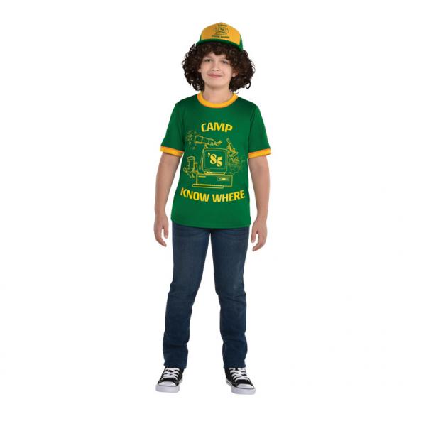 Detský kostým Dustin - Stranger Things Veľkosť - deti: 12 - 14 rokov