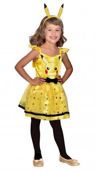 Detský kostým - Pikachu šaty Veľkosť - deti: XL