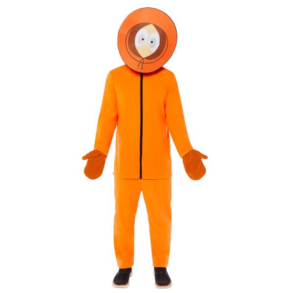 Pánsky kostým South Park - Kenny Veľkosť - dospelý: S