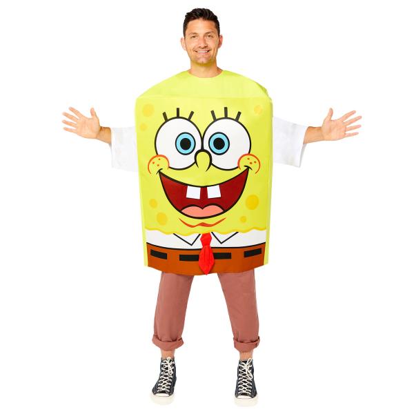 Pánsky kostým - Spongebob