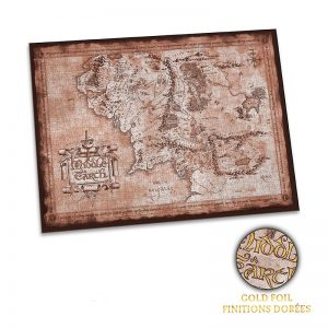 Puzzle Pán Prsteňov - Stredozem